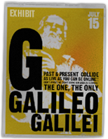 Exhibit: Galileo Galilei, Modernized